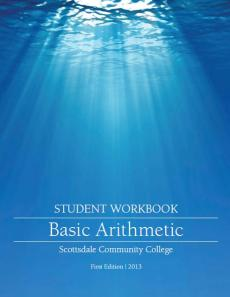 SCC MAT082 Workbook Cover 2013